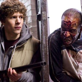 Jesse Eisenberg Gives Zombieland: Double Tap Update at SXSW