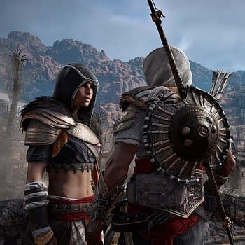 Ubisoft Releases A Launch Trailer For Assassins Creed: Origins DLC