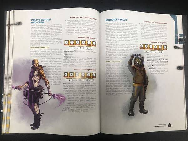 RPG Review: 'Star Wars: Allies and Adversaries' Sourcebook from Fantasy Flight Games