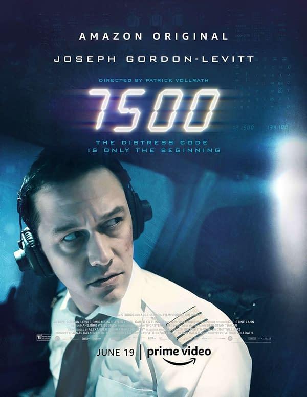 La bande-annonce de Joseph Gordon-Levitt Thriller 7500 est maintenant en ligne
