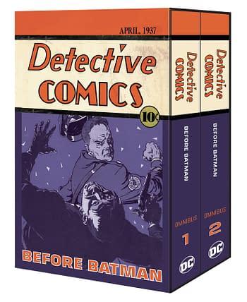 DC Comics Cancels Detective Comics Before Batman and Alex Ross Hardcovers