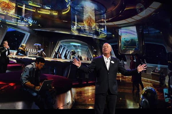 Disney Shake-Up: Bob Iger Out, Bob Chapek in Effective Immediately