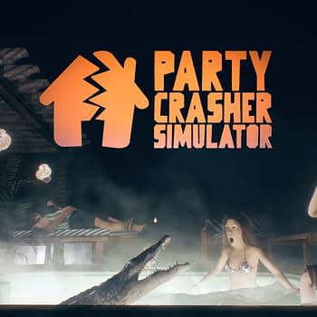 Indie Party Crasher Simulator Game Announced For PC And Switch