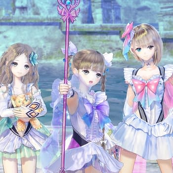 Koei Tecmo Debut A New Trailer For Blue Reflection
