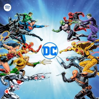 DC Comics to Become Audio Drama Podcasts Through Spotify