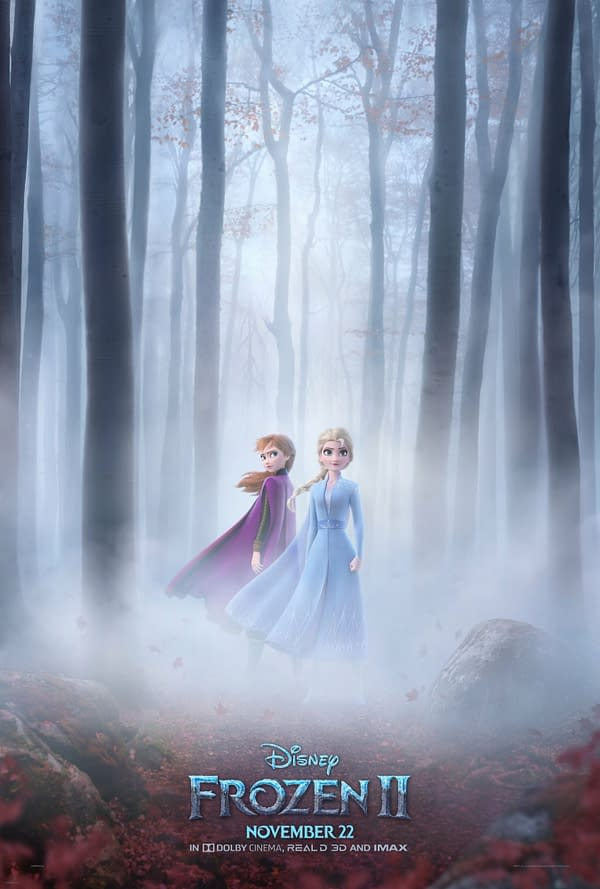 """""""Frozen 2"""" Review: Better Than the First One But Not a Game Changer"""