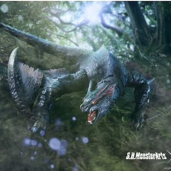 Monster Hunter and S.H. Figuarts Crossover for New S.H. Monsterarts