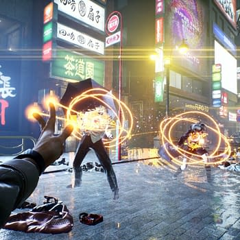 First Gameplay Footage Of PS5s GhostWire: Tokyo Revealed