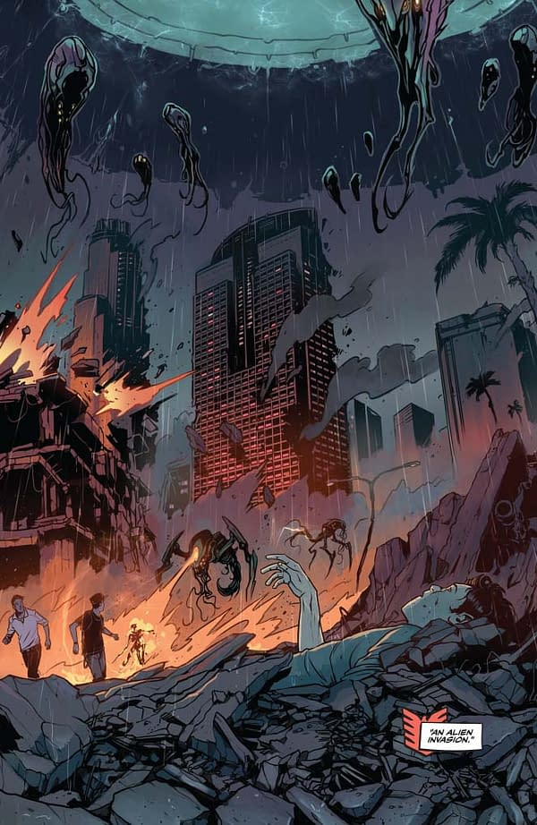 12-Page Preview to Tomorrow's 20-Page Peter Cannon: Thunderbolt #1 by Kieron Gillen and Caspar Wijngaard