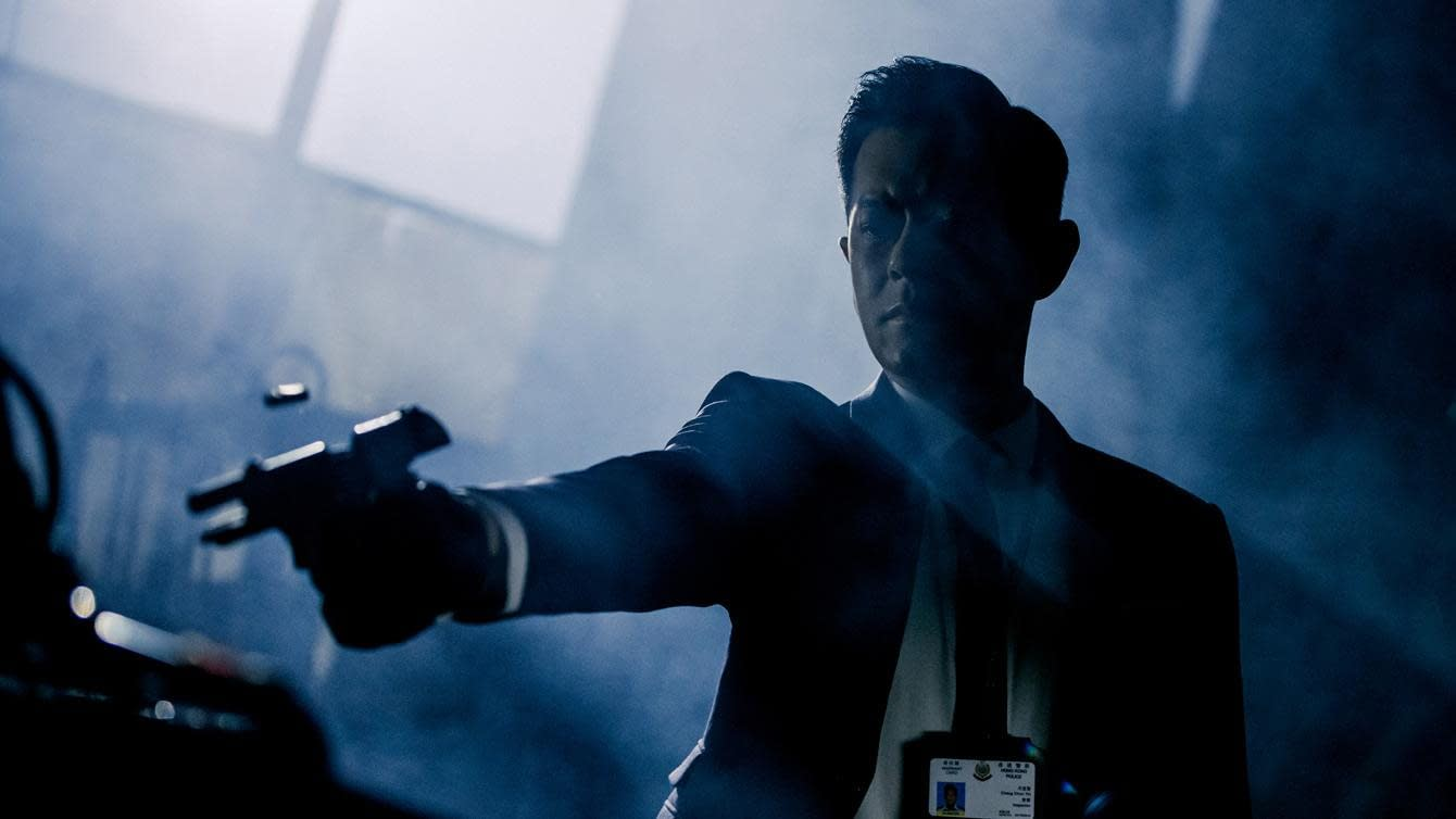 """""""Line Walker 2: Invisible Spy"""" is the Craziest Action Movie of the Year"""