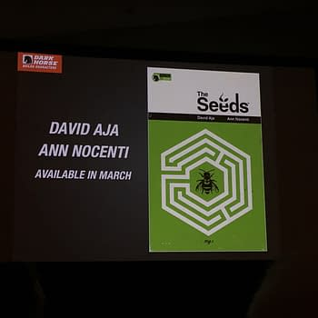 A First Look At Ann Nocenti And David Ajas Seeds Courtesy Of Karen Berger At NYCC