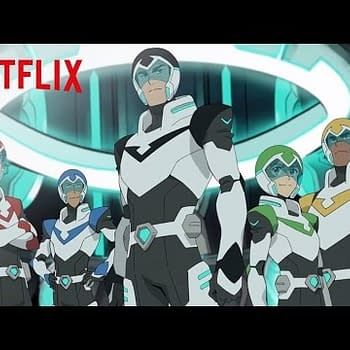 Nextflix Releases Trailer For Season 2 Of Voltron: Legendary Defender