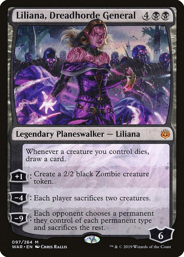 """Liliana Deck Offered to Twitch Prime Users - """"Magic: The Gathering"""""""