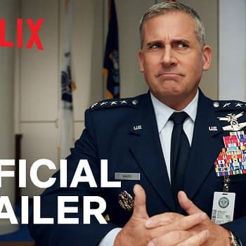 Space Force | Official Trailer | Netflix