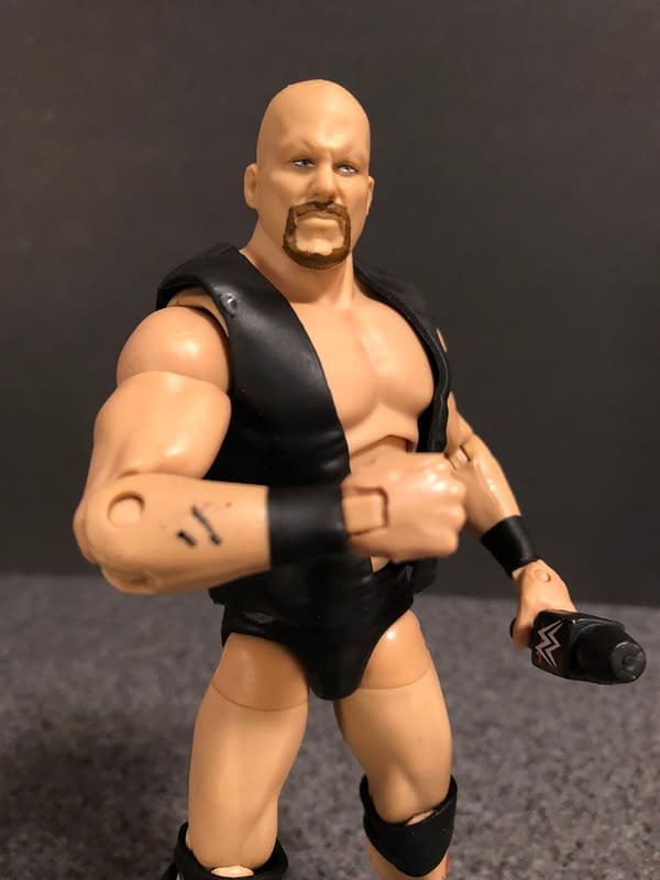 Mattel WWE Flashback Elites 3