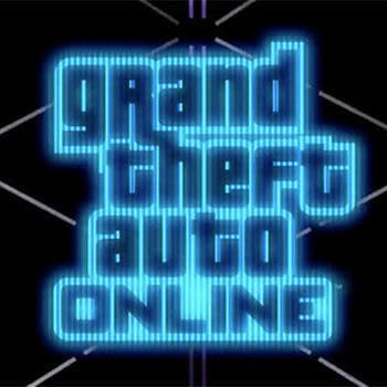 Grand Theft Auto Online logo