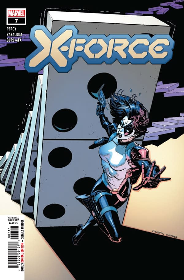 X-Force #7 [Preview]