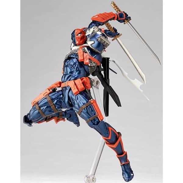 Amazing Yamaguchi Revoltech Deathstroke 3