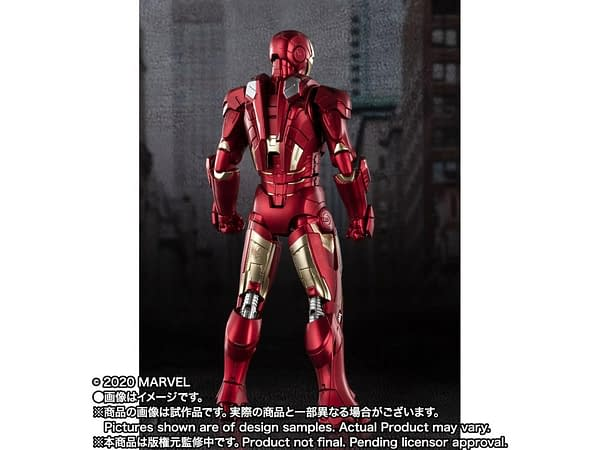 Iron Man Assembles with New Marvel S.H. Figuarts Figure