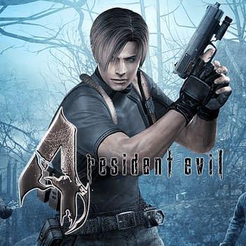 Resident Evil 4 art