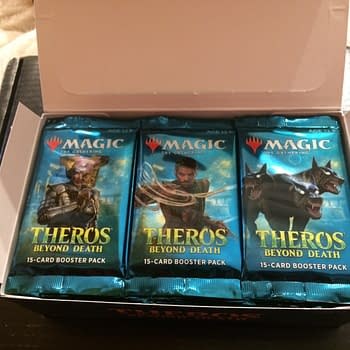 """Review: """"Theros: Beyond Death"""" Booster Box - """"Magic: The Gathering"""""""