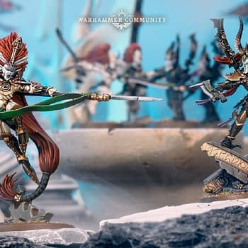 """Legendary Aeldar Warriors"" Available for Preorder - ""Warhammer 40,000"""