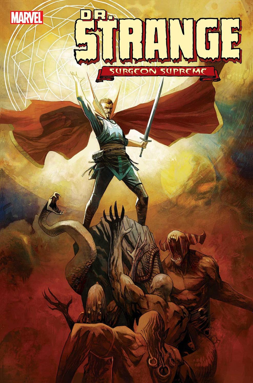 SAVAGE SWORD OF CONAN #3-2019 MARVEL COMICS USA US-COMIC H973