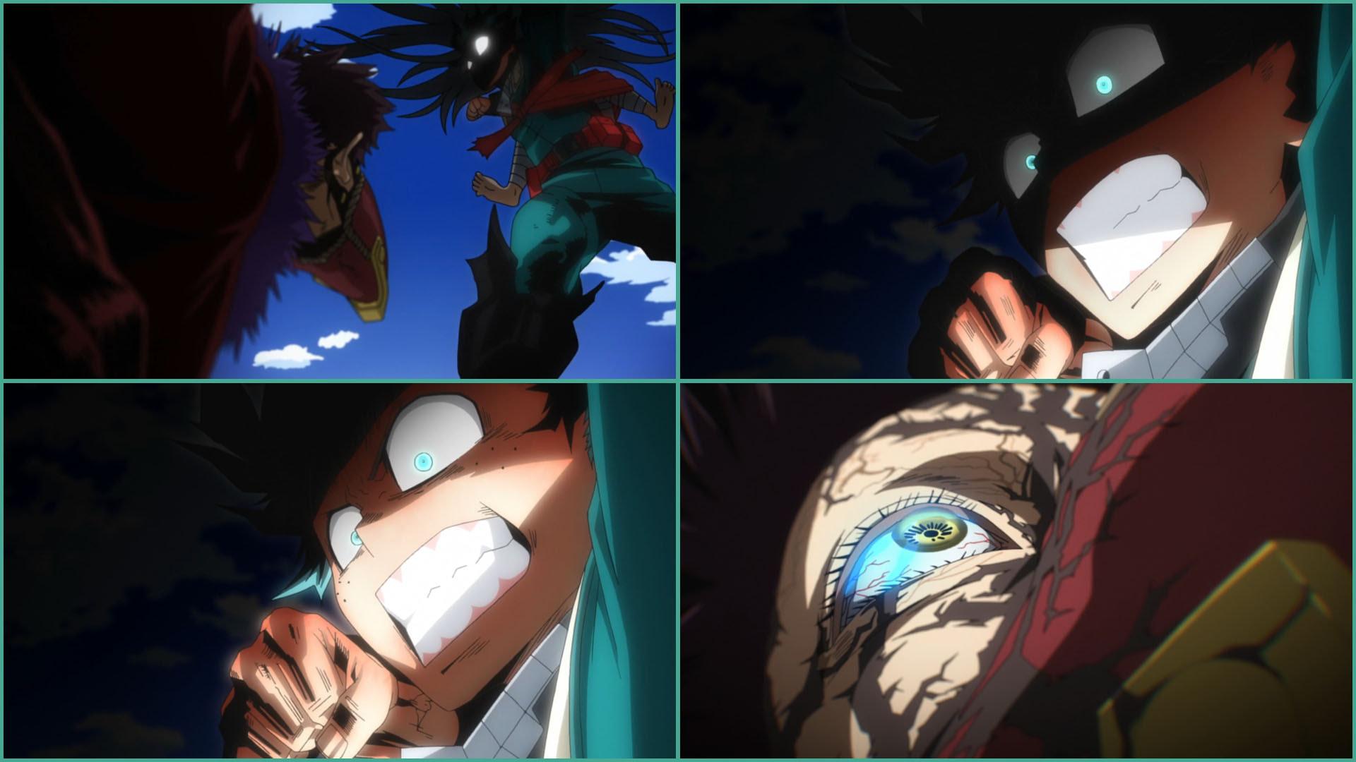 My Hero Academia S04 Infinite 100 Awesome 3000 Trifecta Review