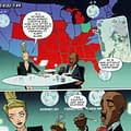 The Satire Of Prez #1 Is Shown Up By Actual British News