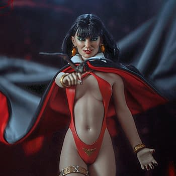 Vampirella Gets a What If Figure from Executive Collectibles