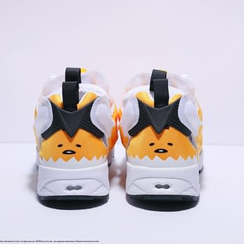 These Reebok x Gudetama shoes are anything but lazy