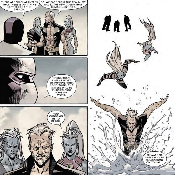 How Does The X-Ential Fare in the Democratic Primary? Major X #4 Preview