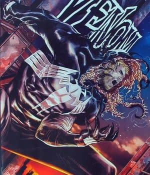 Venom #25 Marco Checchetto Cover
