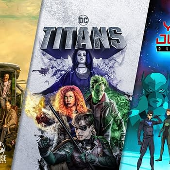 You Can Stream the First Episodes of DC Universe Shows For Free Right Now
