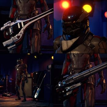 Rock Band 4s Latest Wacky Crossovers Mass Effect: Andromeda And Archer