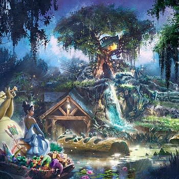Splash Mountain Switch To Princess & The Frog Theme In Disney Parks