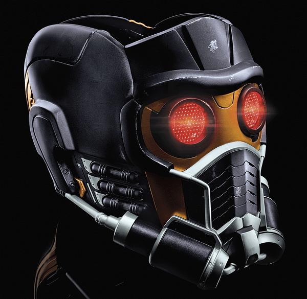 Hasbro Star Lord helmet 2