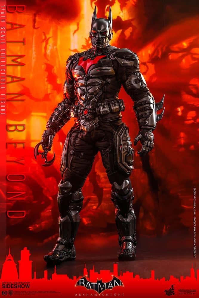 Batman Beyond Hot Toys Figure
