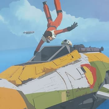 Star Wars Resistance Season 1 Episode 18 The Core Problem: Poe Dameron Almost Blows The Whole Thing [SPOILER REVIEW]