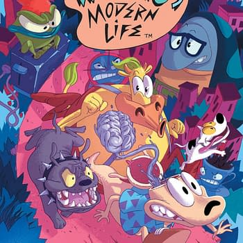 BOOM Studios Is Launching A Rockos Modern Life Comic By Ryan Ferrier And Ian McGinty
