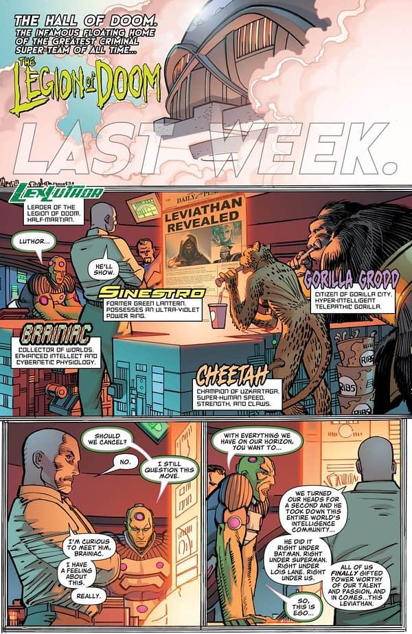 Action Comics #1019 [Preview]