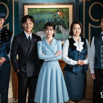 The cast of Hotel Del Luna (Image: CJ ENM)