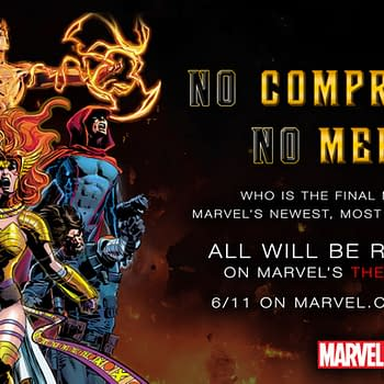 "Marvel's No Compromise, No Mercy Teasers Are For New ""Ruthless"" Team"