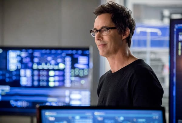 The Flash Season 4: Trying to Help Harrison Wells