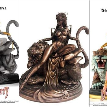 Dejah Thoris Statue