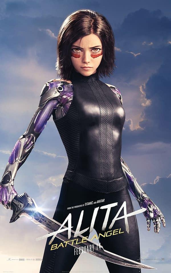 [Super Bowl LIII] 'Alita: Battle Angel' Gets Another TV Spot