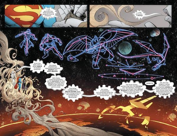 Dark Nights: Metal #4 art by Greg Capullo, Jonathan Glapion, and FCO Plascencia