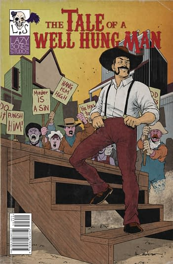 Acme Ink's The Tale of a Well-Hung Man #1 Is Not Damaged, Honest.