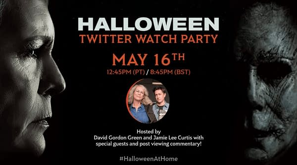 Promo Halloween Watch Party.
