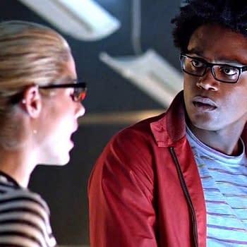 Arrow season 6 felicity curtis